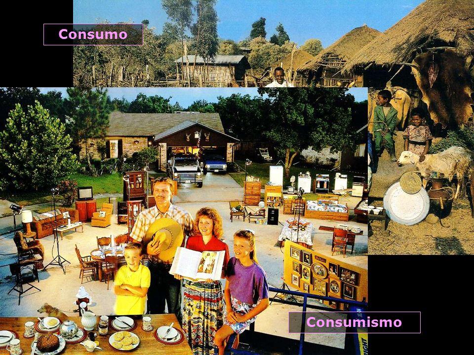 Consumo Consumismo