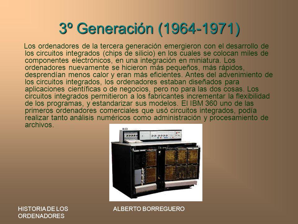 3º Generación (1964-1971)