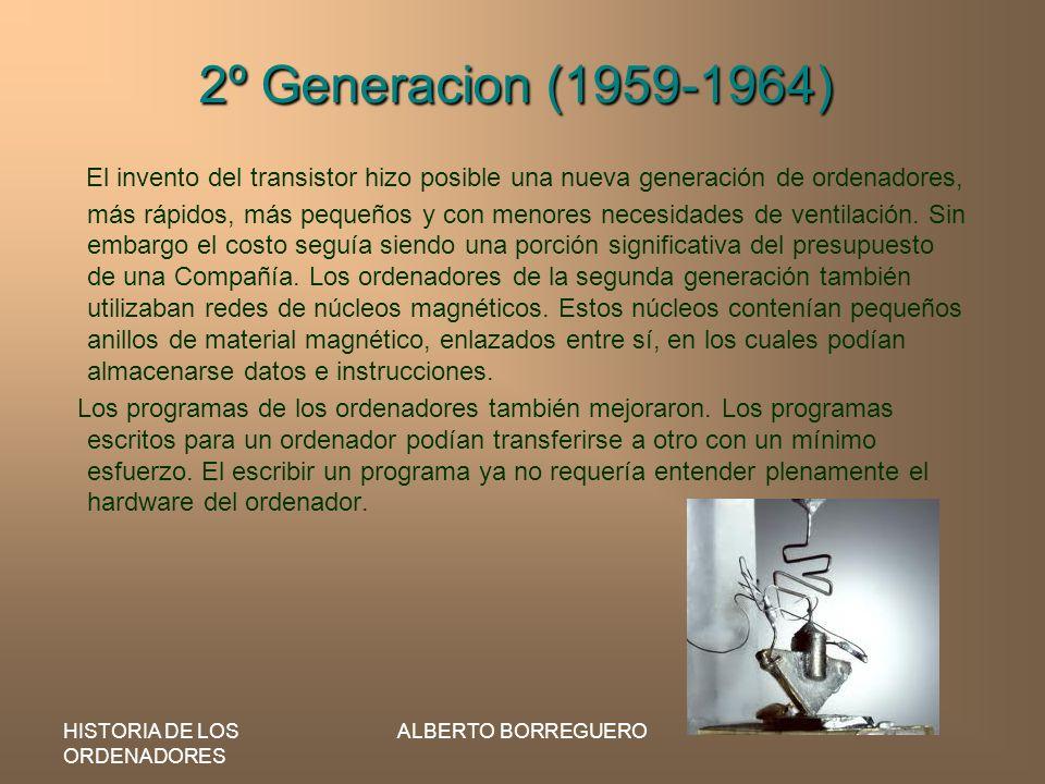 2º Generacion (1959-1964)