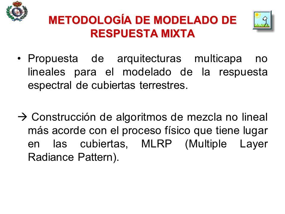 METODOLOGÍA DE MODELADO DE RESPUESTA MIXTA