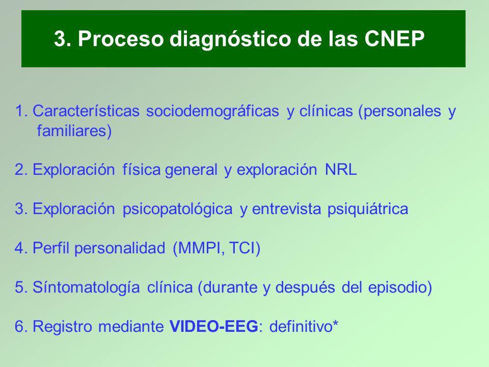 3. Proceso diagnóstico de las CNEP