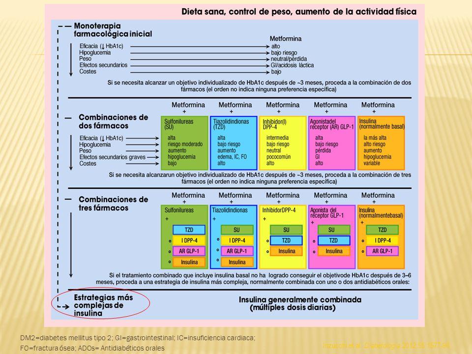 Inzucchi et al. Diabetología 2012;55:1577-96