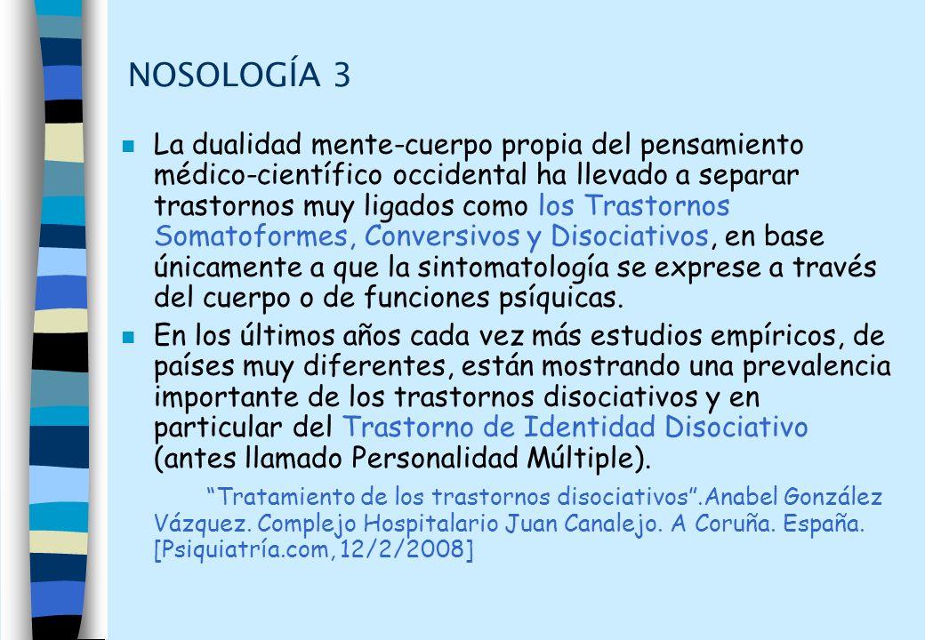 NOSOLOGÍA 3