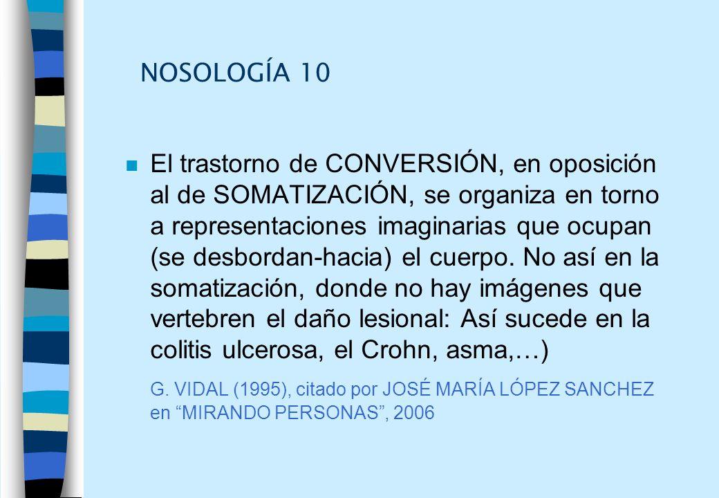 NOSOLOGÍA 10