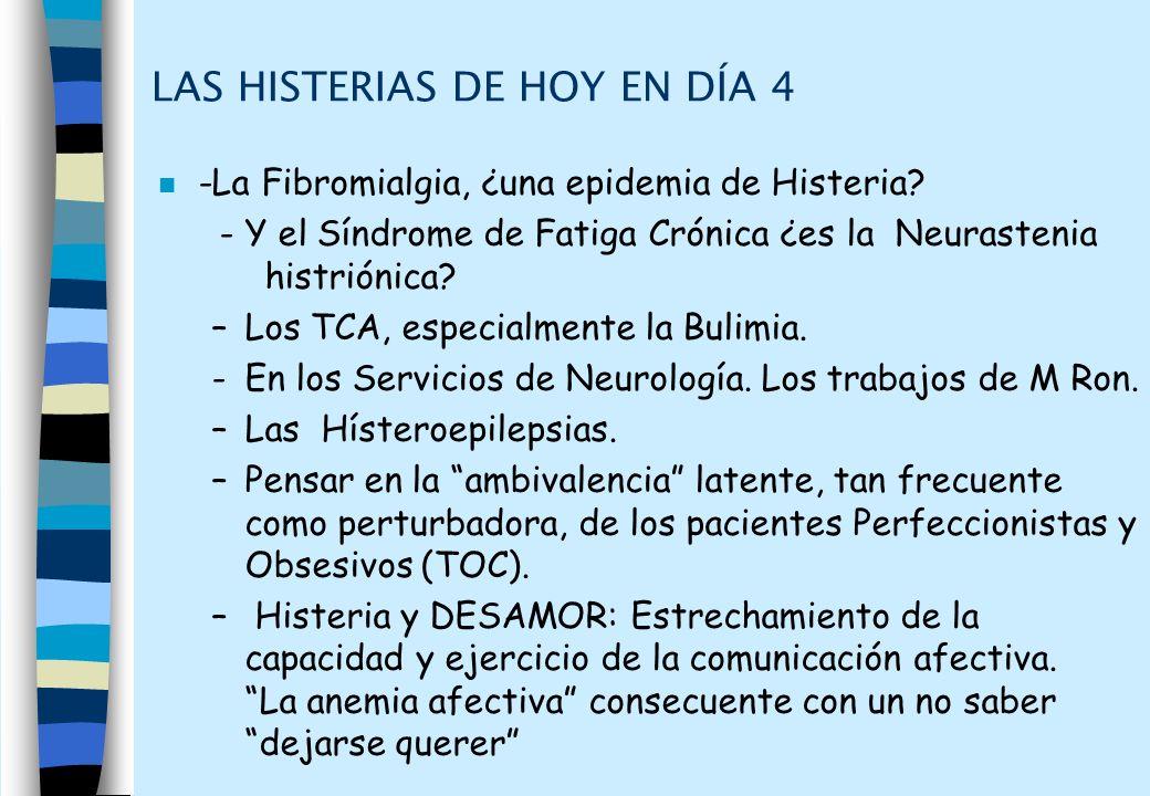 LAS HISTERIAS DE HOY EN DÍA 4