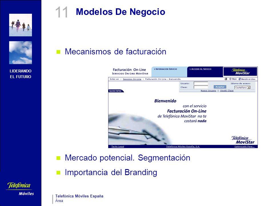 11 Modelos De Negocio Mecanismos de facturación
