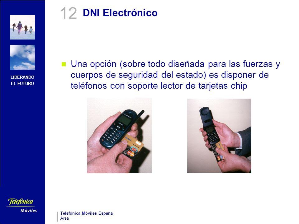 12DNI Electrónico.
