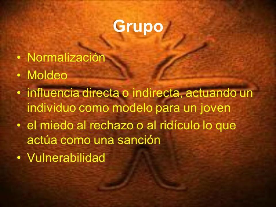 Grupo Normalización Moldeo