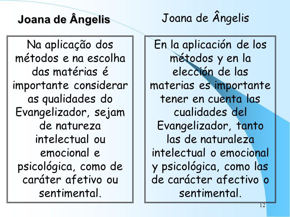 Joana de Ângelis Joana de Ângelis.