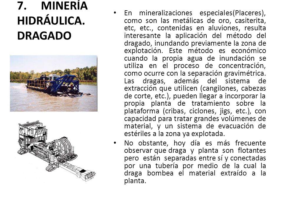 M todos de miner a a cielo abierto ppt video online for Definicion de terraza
