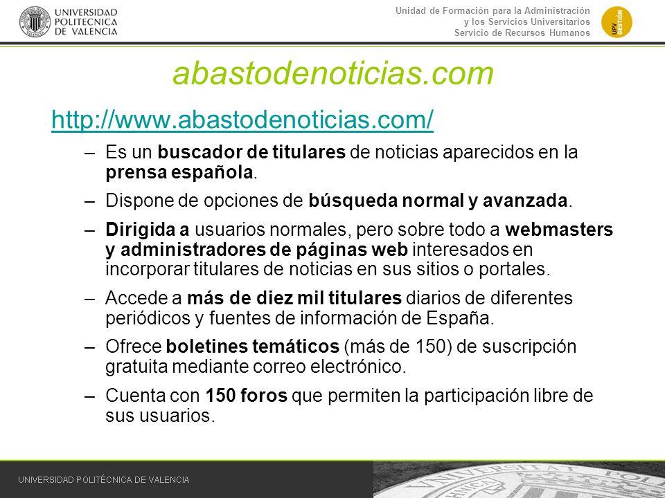 abastodenoticias.com http://www.abastodenoticias.com/