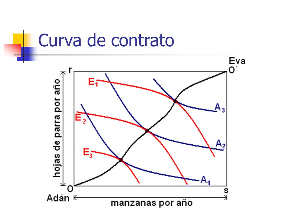 Curva de contrato