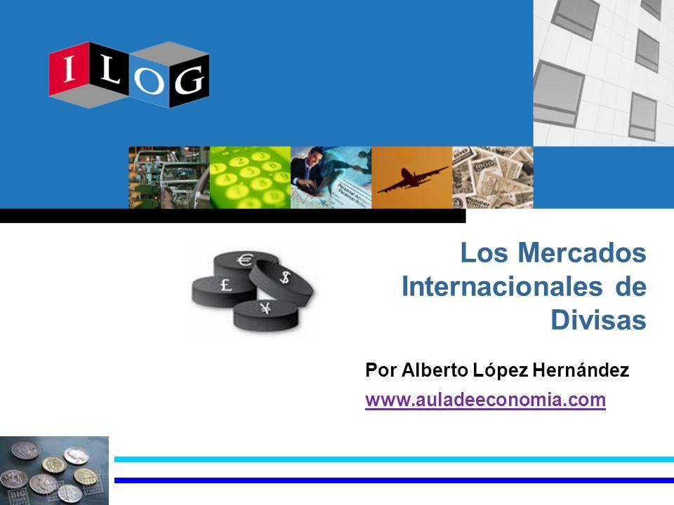 Los Mercados Internacionales de Divisas