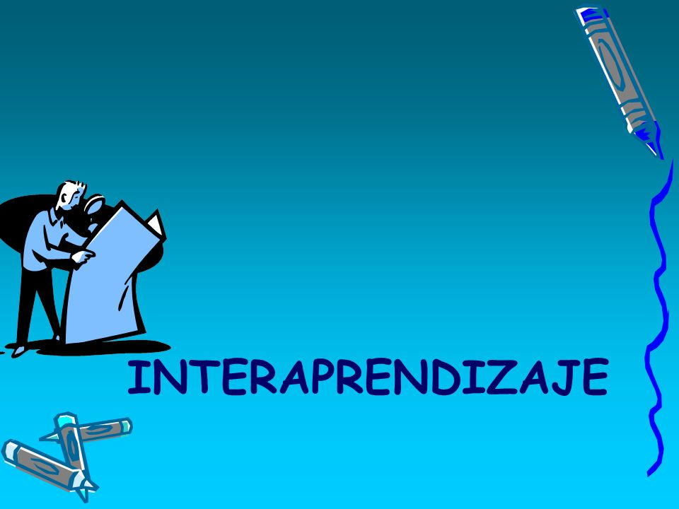 INTERAPRENDIZAJE