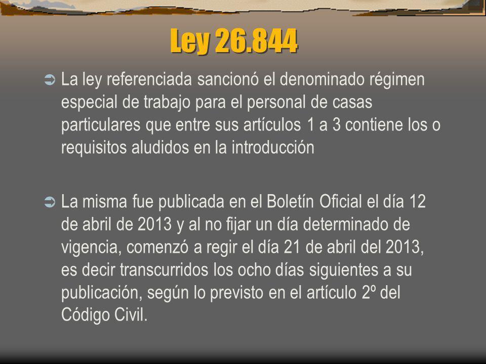 Ley 26.844