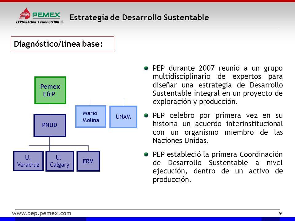 Estrategia de Desarrollo Sustentable
