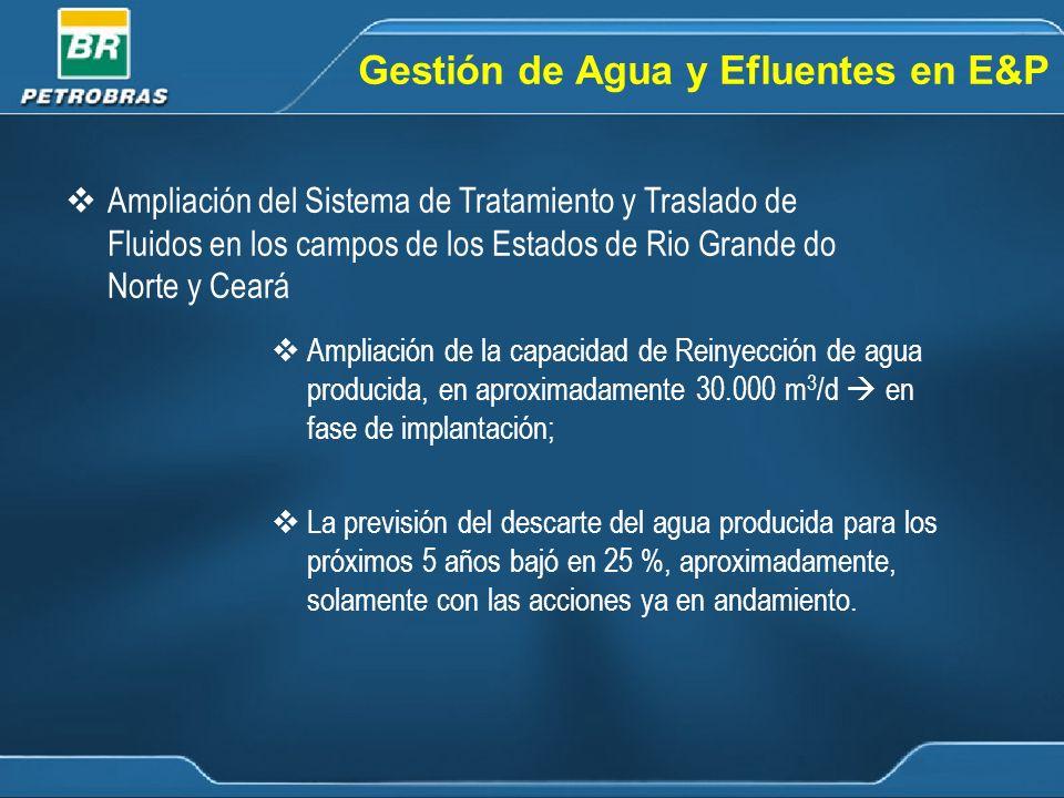 Gestión de Agua y Efluentes en E&P