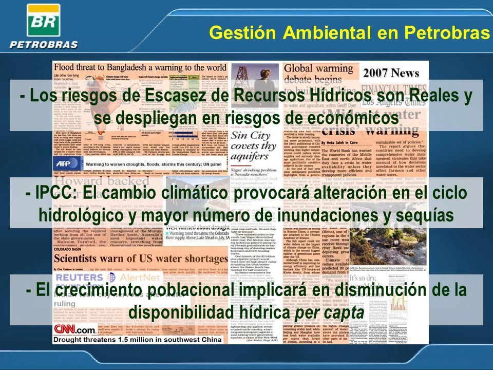 Gestión Ambiental en Petrobras