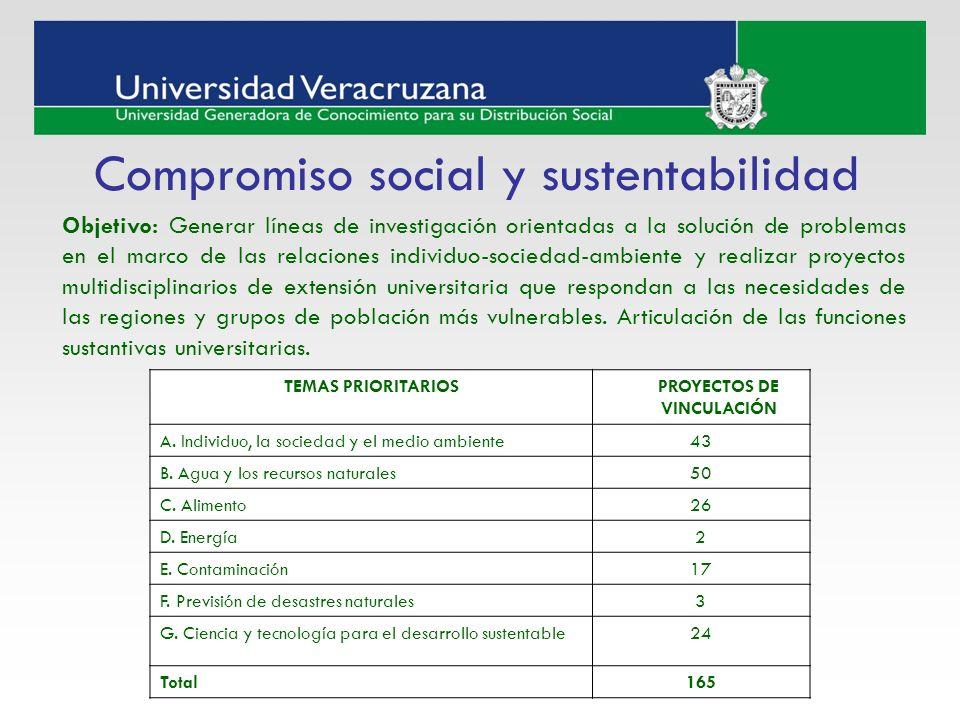 PROYECTOS DE VINCULACIÓN