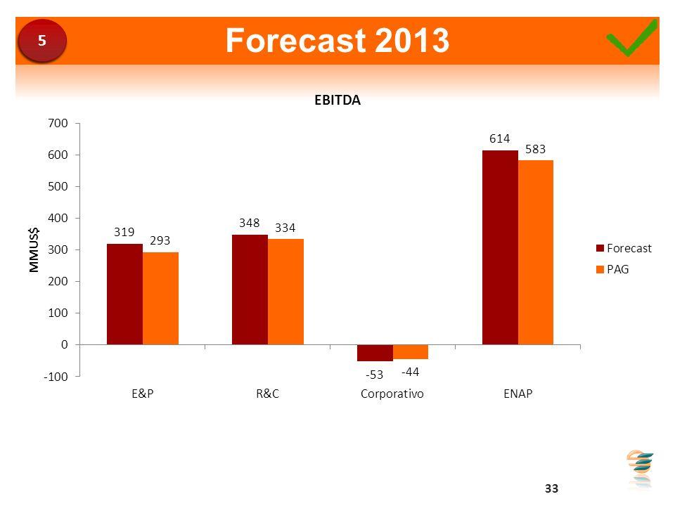 5 Forecast 2013