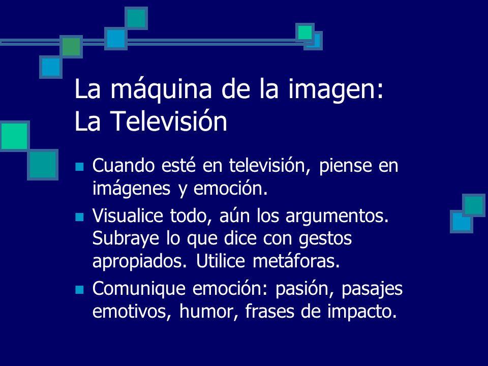 La máquina de la imagen: La Televisión