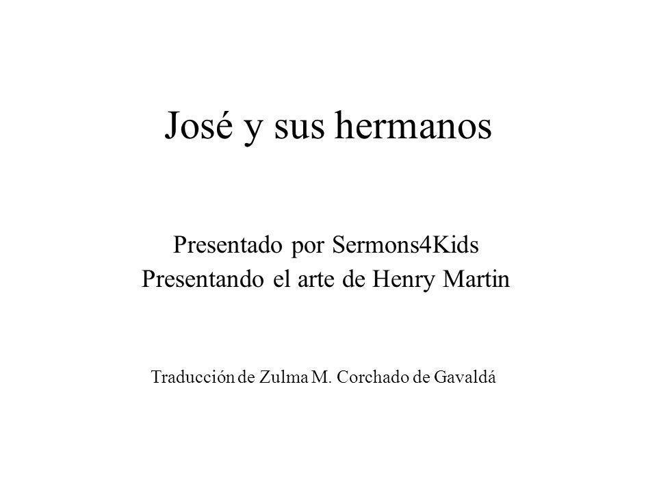 Presentado por Sermons4Kids Presentando el arte de Henry Martin
