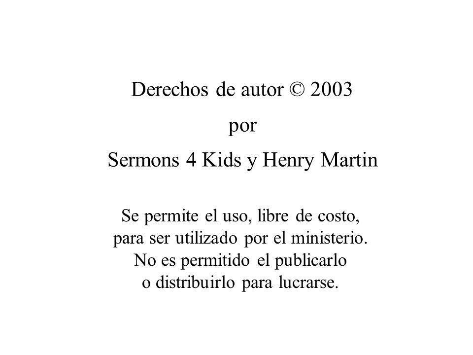 Sermons 4 Kids y Henry Martin