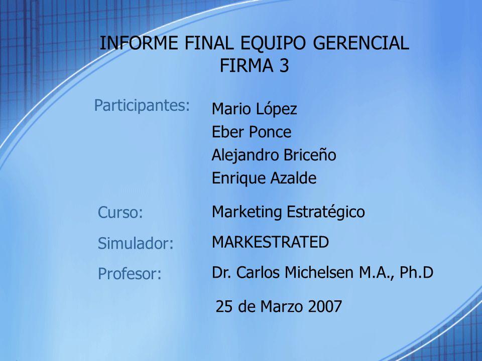 INFORME FINAL EQUIPO GERENCIAL FIRMA 3