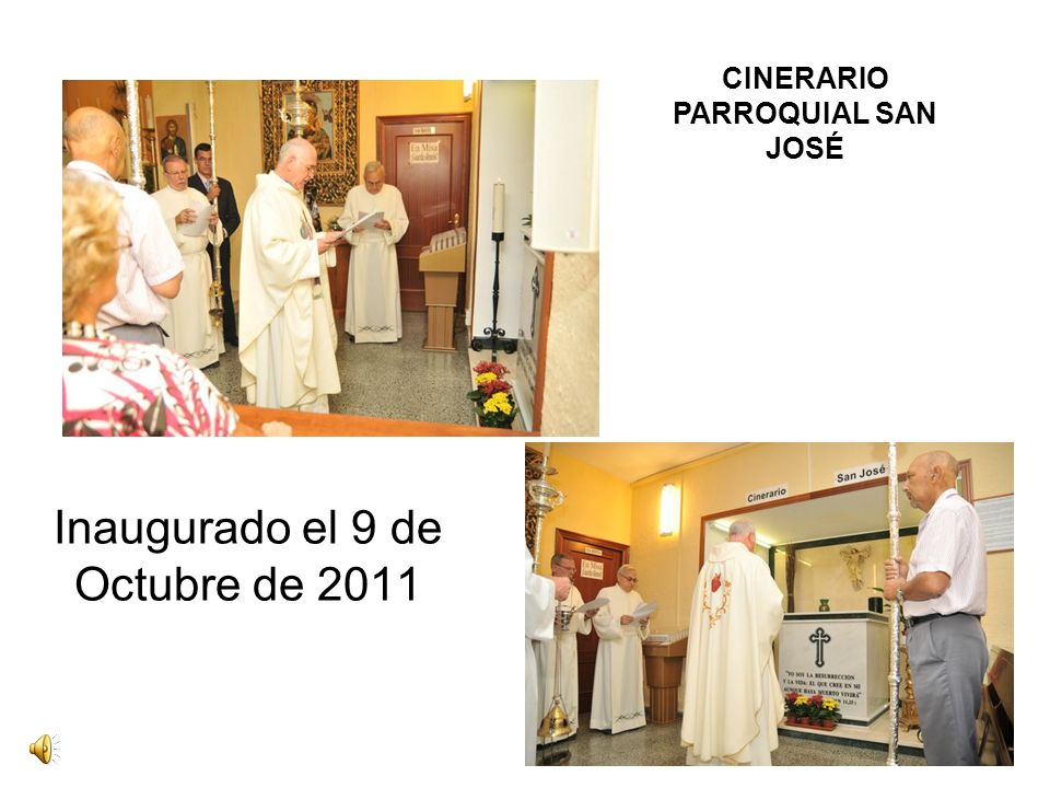 Inaugurado el 9 de Octubre de 2011