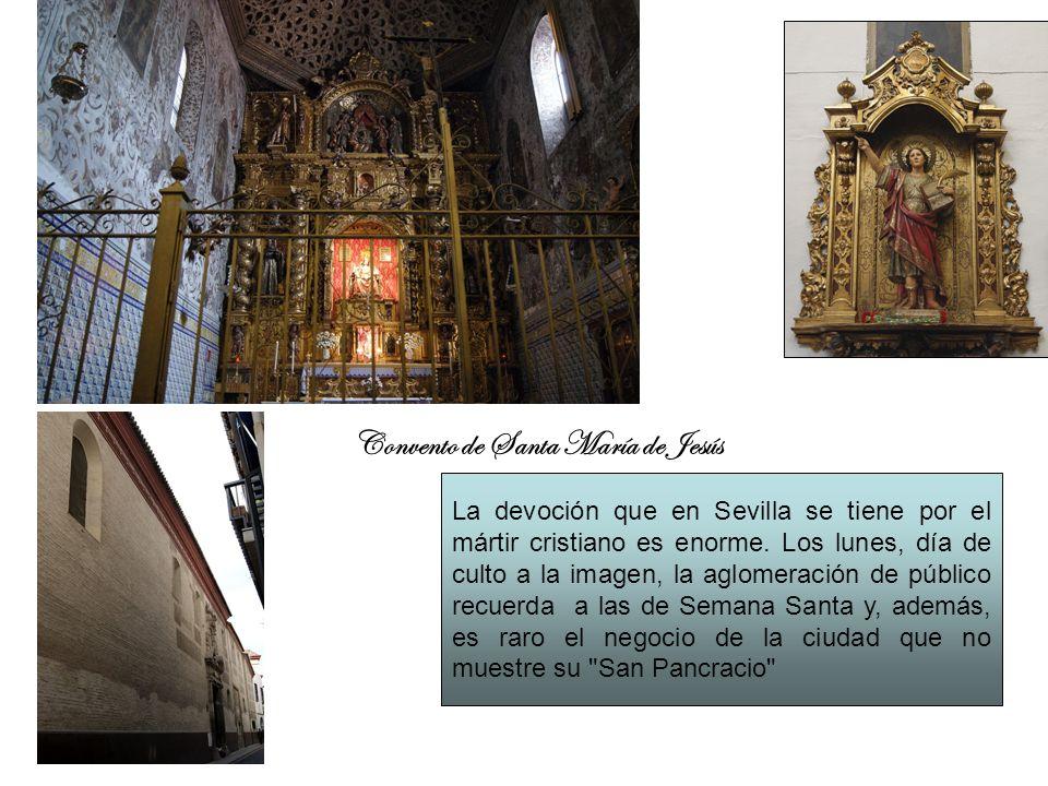 Convento de Santa María de Jesús