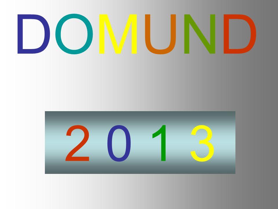 DOMUND 2 0 1 3