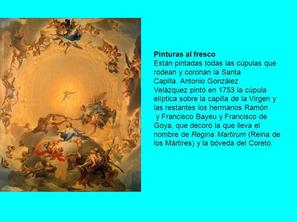 Pinturas al fresco