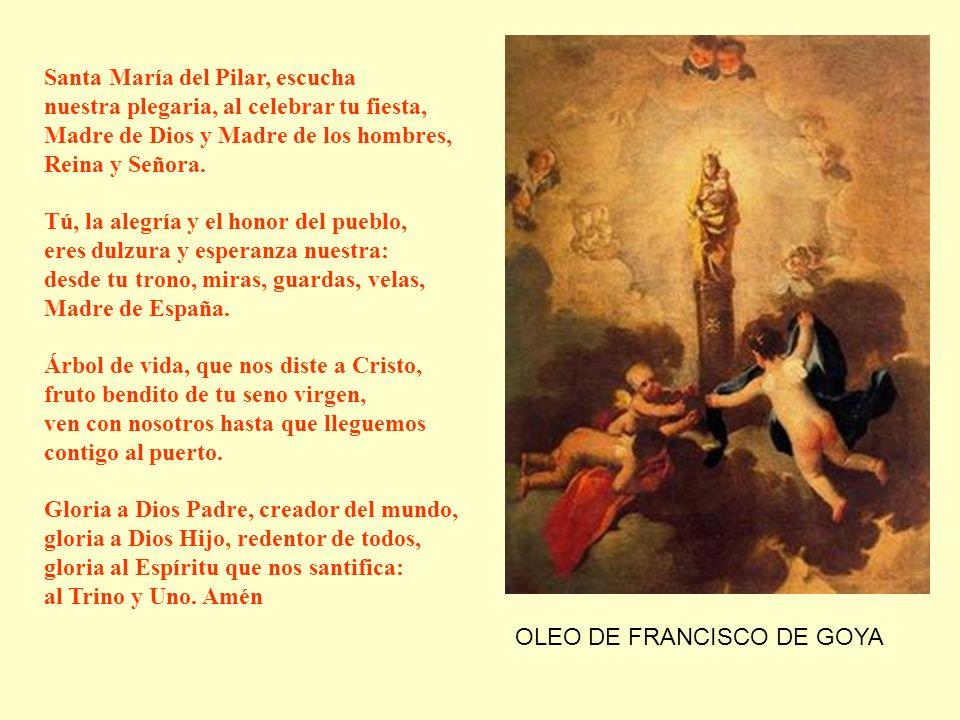 OLEO DE FRANCISCO DE GOYA