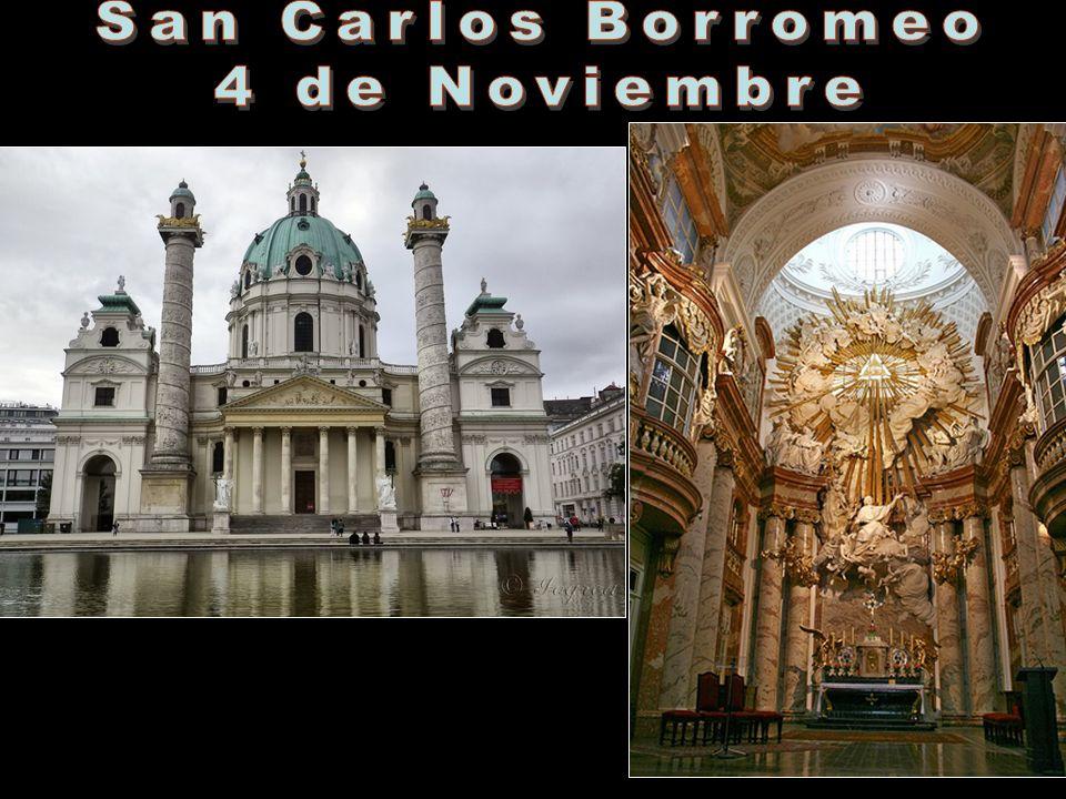 S. Carlos Borromeo en Viena