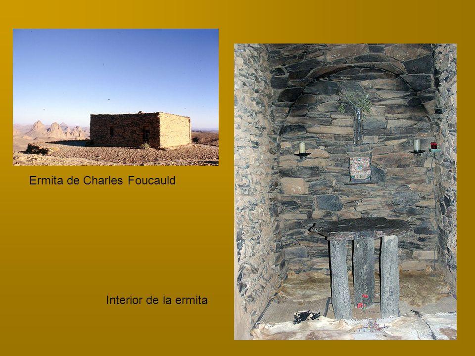 Ermita de Charles Foucauld