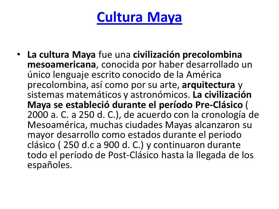 Organizaci n pol tica del a cultura maya ppt descargar for Informacion de la cultura maya