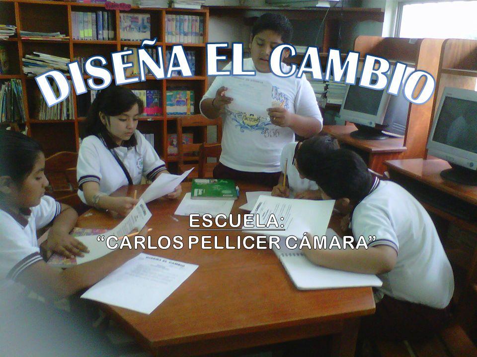 ESCUELA: CARLOS PELLICER CÁMARA