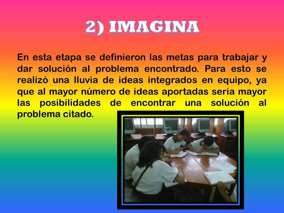2) IMAGINA