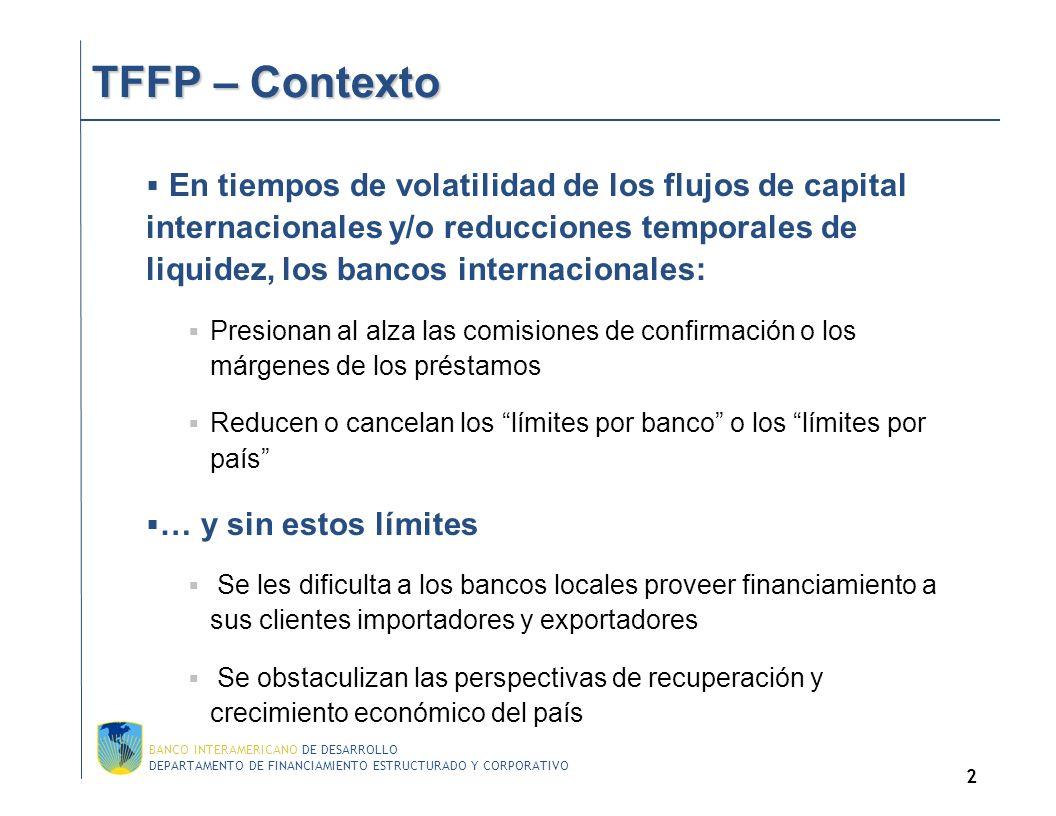 TFFP – Contexto