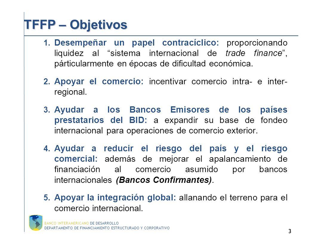 TFFP – Objetivos