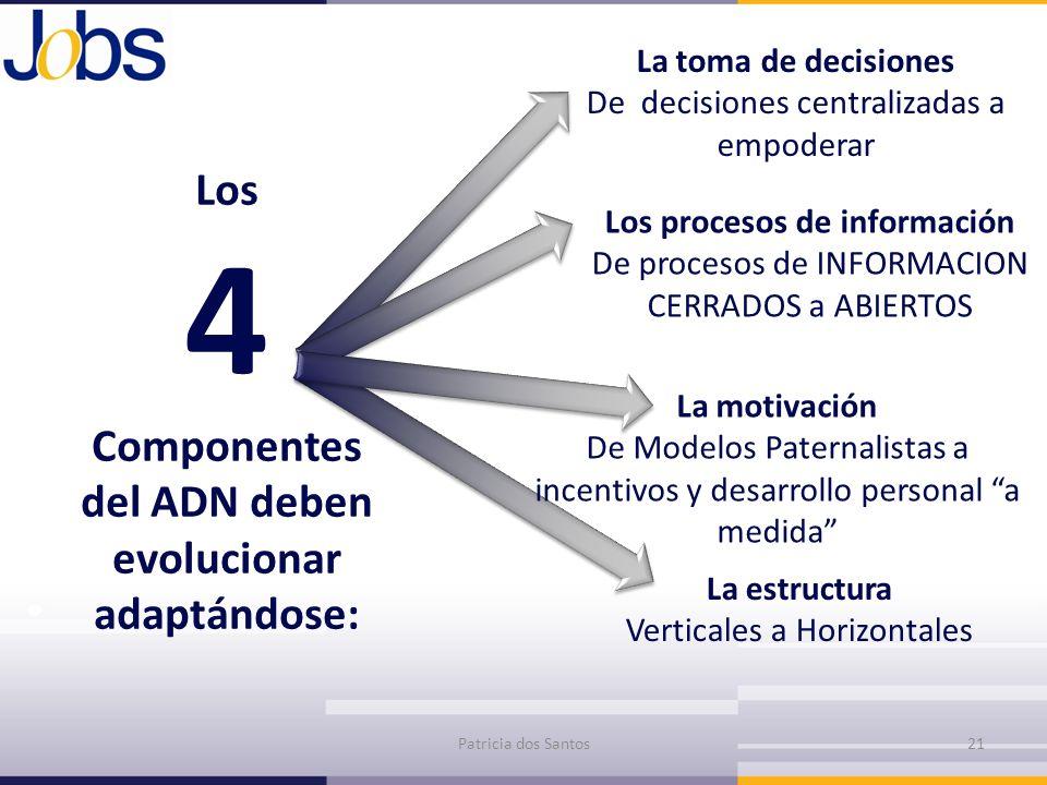 Los procesos de información