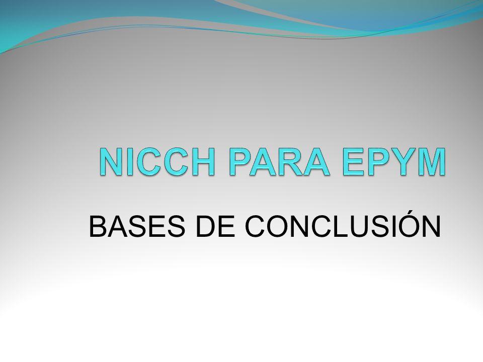 NICCH PARA EPYM BASES DE CONCLUSIÓN