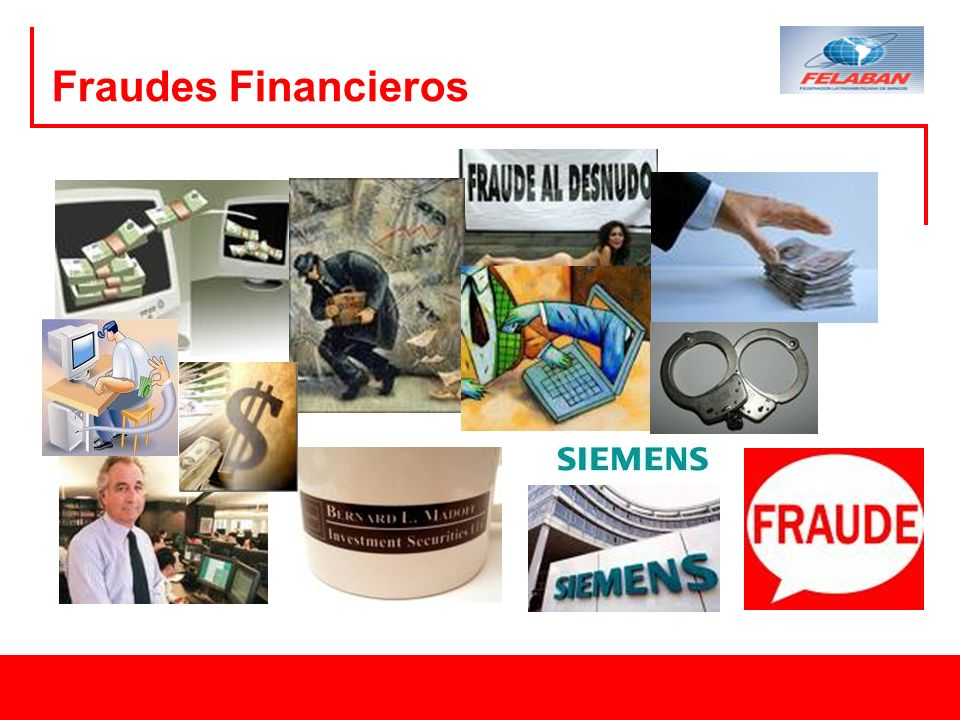 Fraudes Financieros