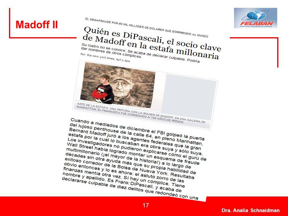 Madoff II