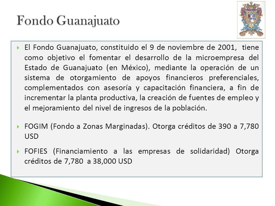 Fondo Guanajuato