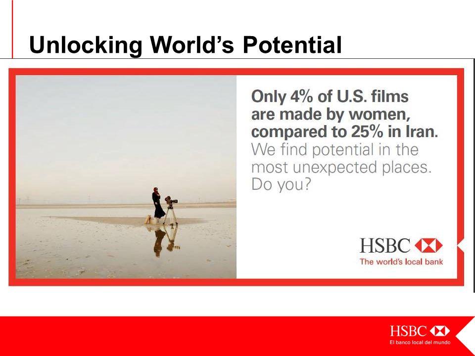 Unlocking World's Potential