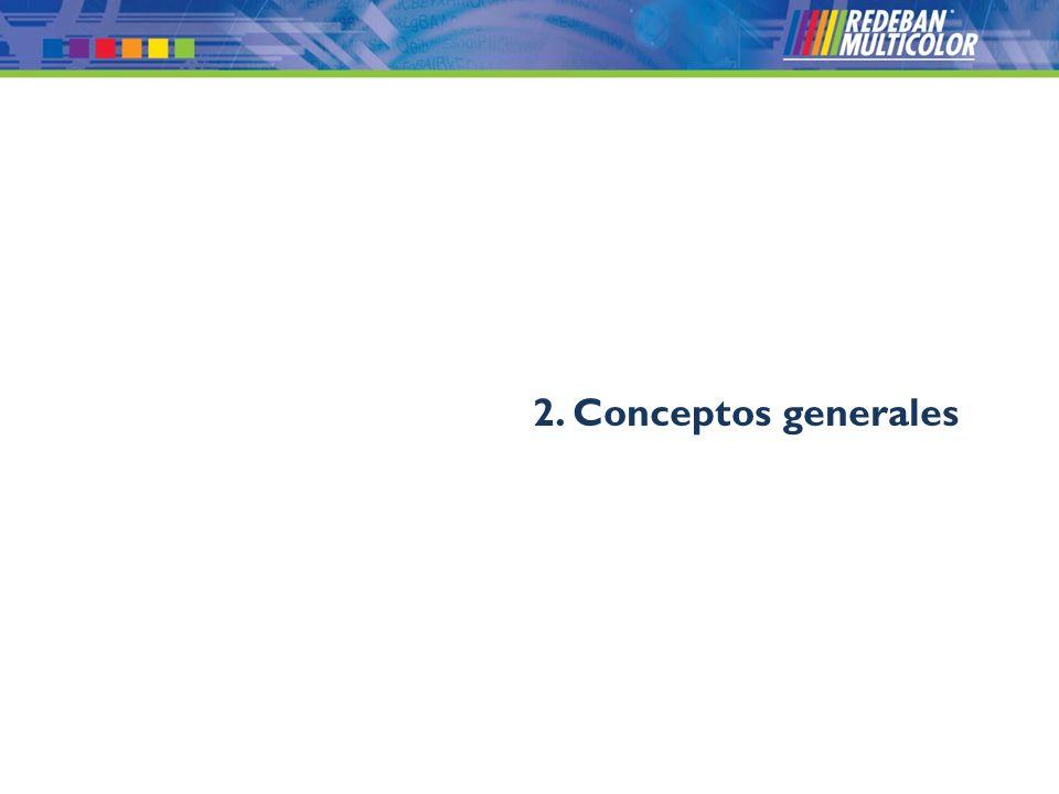 2. Conceptos generales