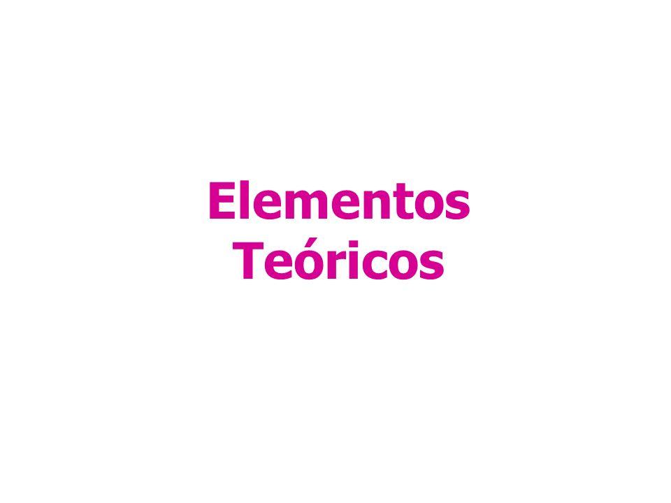 Elementos Teóricos