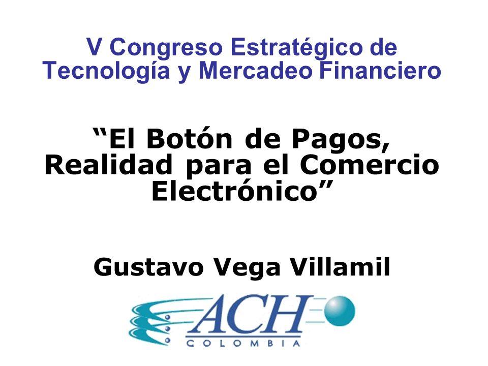 V Congreso Estratégico de Tecnología y Mercadeo Financiero