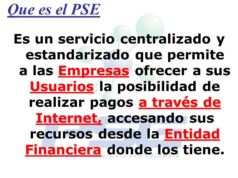 Que es el PSE